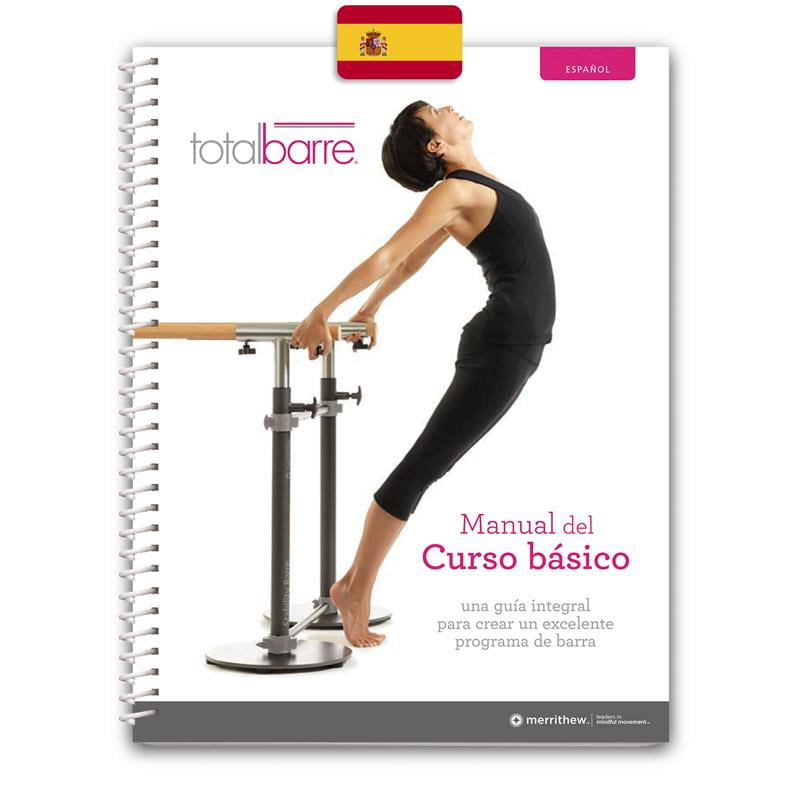 Manual - Total Barre®: The Foundation Manual (Spanish)