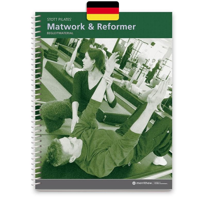Manual - Mat/Ref Support Materials Book (German)