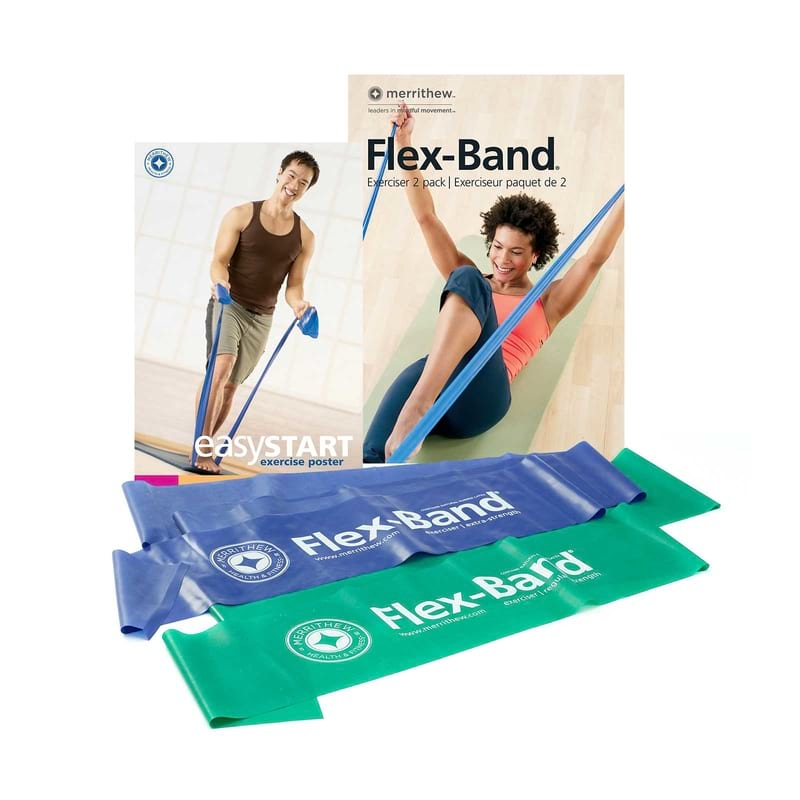 Flex-Band 2-Pack, 2 strengths