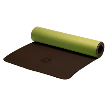 Eco-Friendly Mat (leaf green/bark)