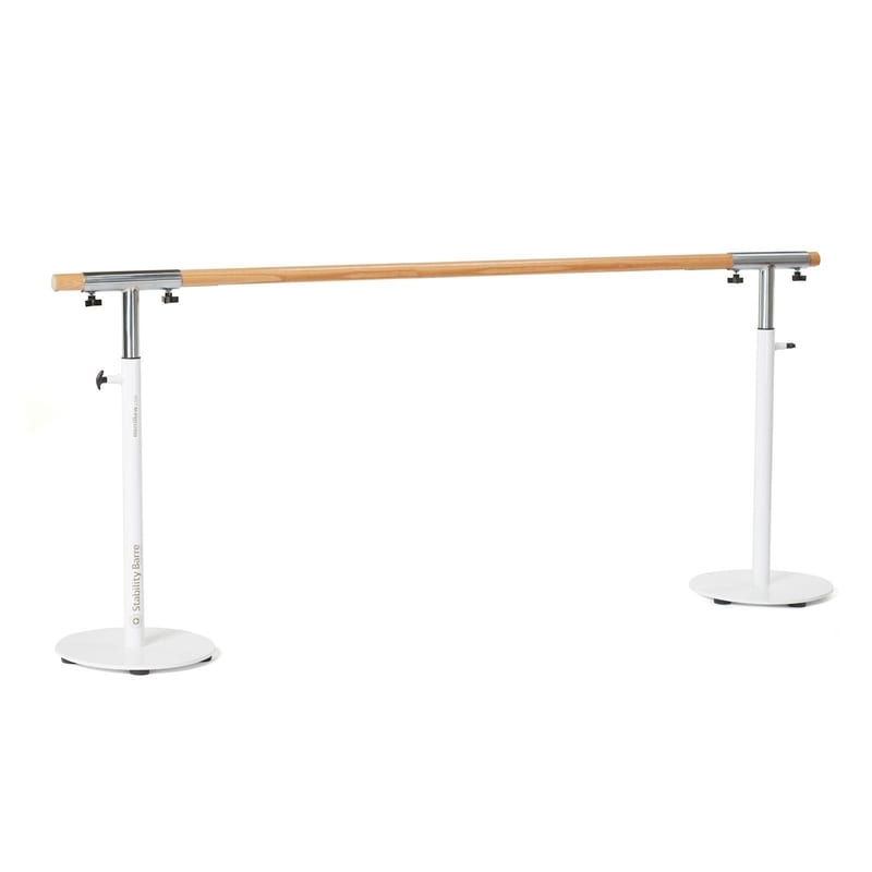 Stability Barre - 8 ft (white)