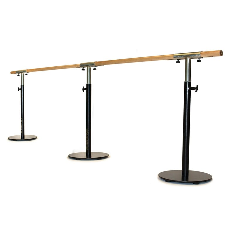 Stability Barre - 12 ft (gray)