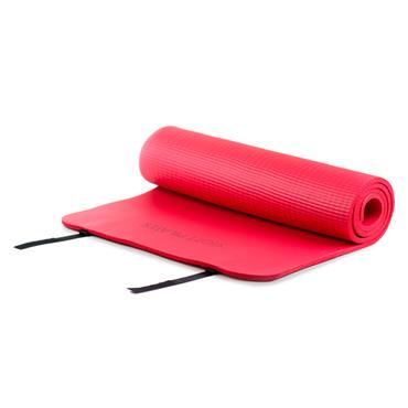 Pilates Express Mat (red/gray)