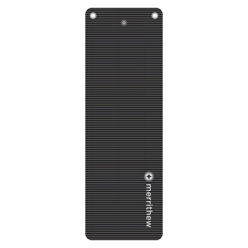 Deluxe Mat with Grommets (graphite)