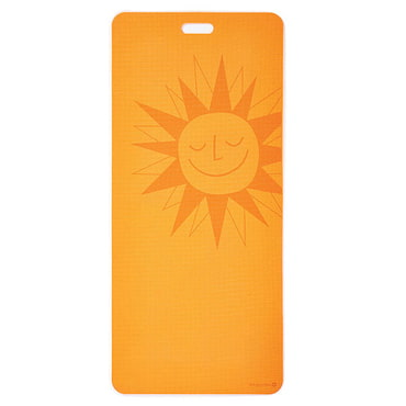 Eco Mat for Kids - Funshine (Orange)