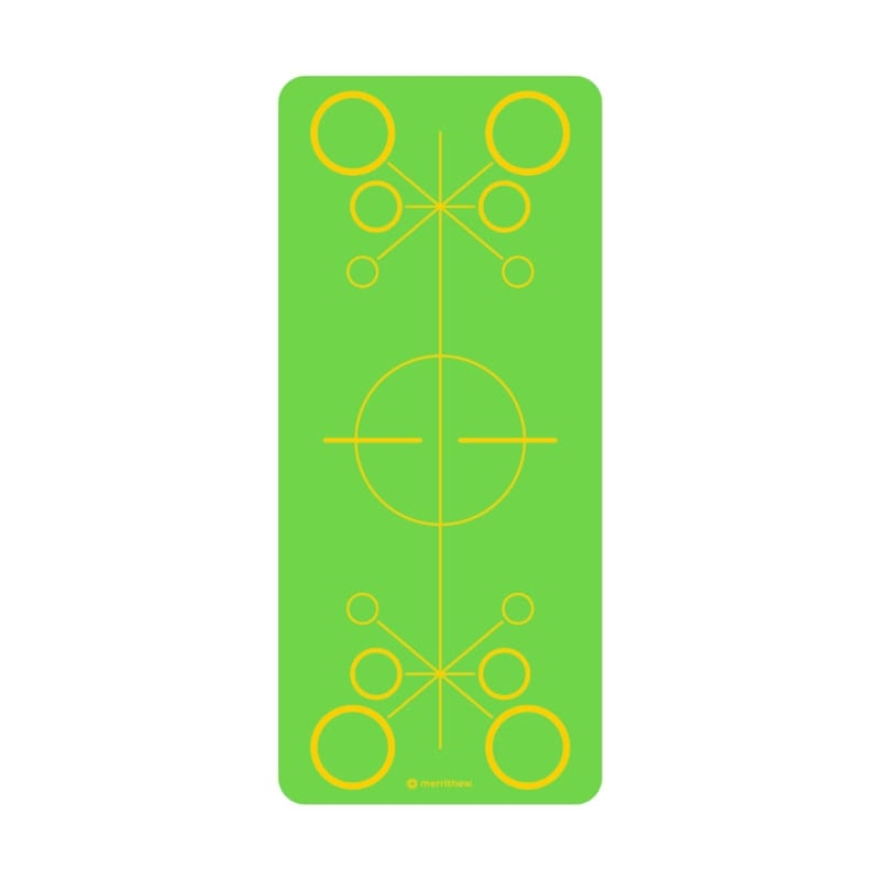 Eco Mat for Kids - Alignment (Green)