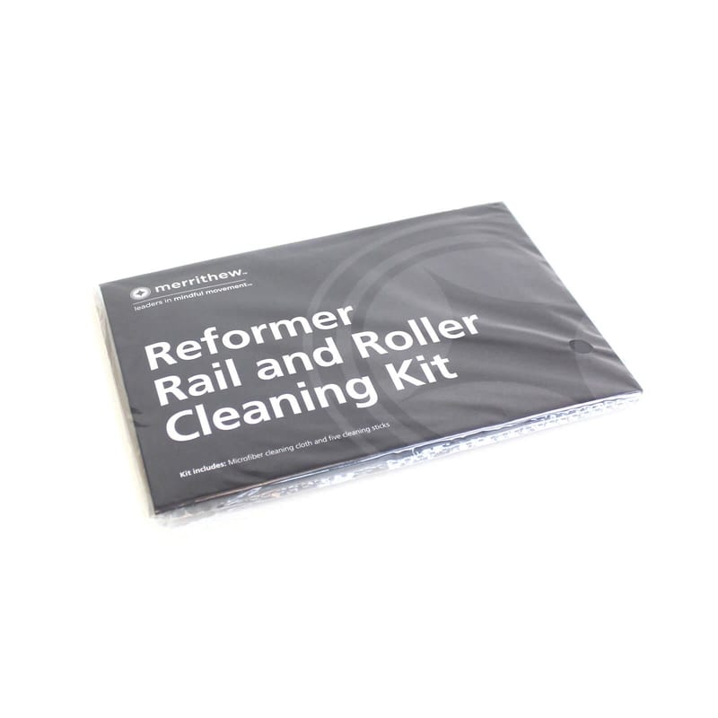 Reformer Rail and Roller Cleaning Kit