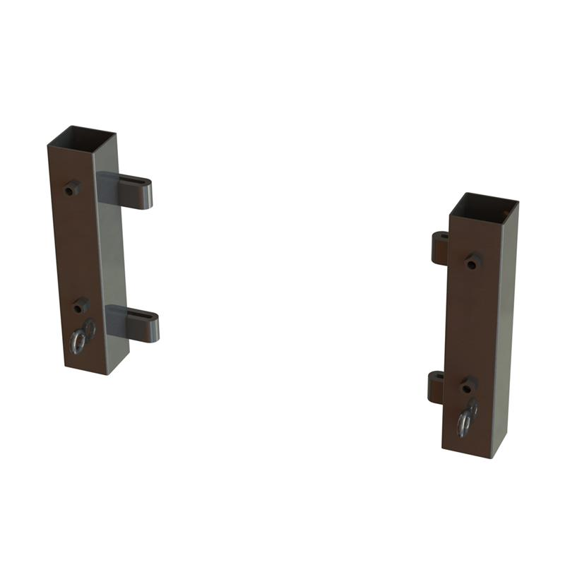 Vertical Frame Receptacles (PRO, V2 Max Plus)