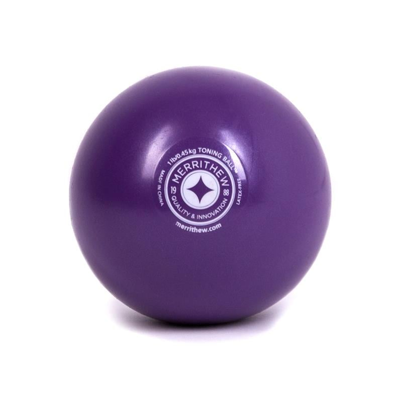 Toning Ball™ - 1 lb (Purple)