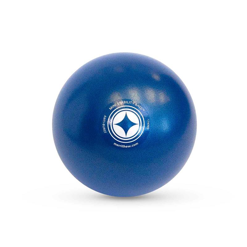 Mini Stability Ball, 7.5inch (blue)