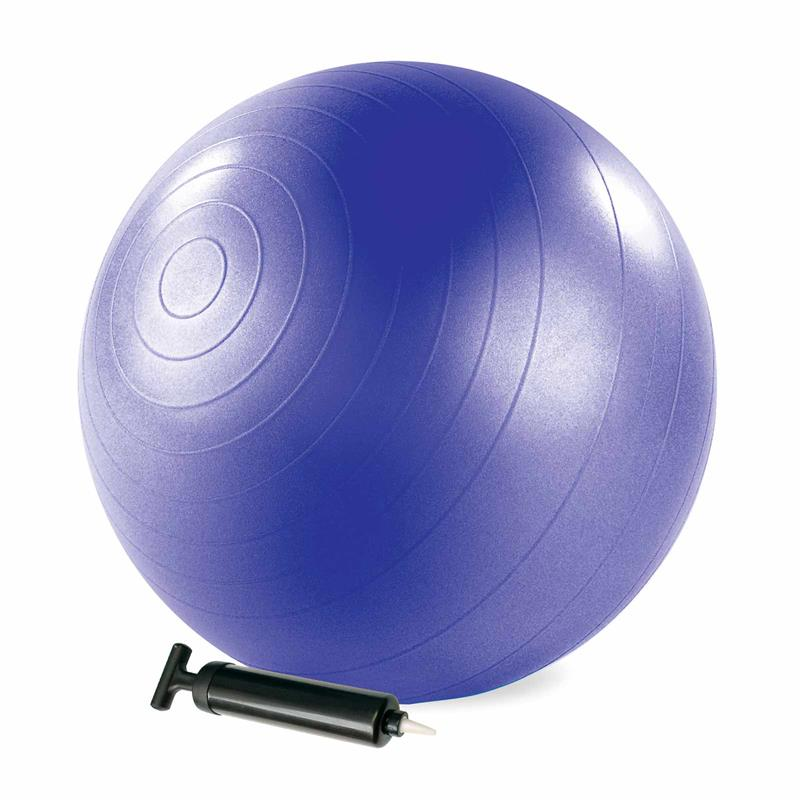 Stability Ball™ with pump - 75 cm