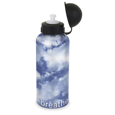 Water Bottle, Aluminum (Breathe)