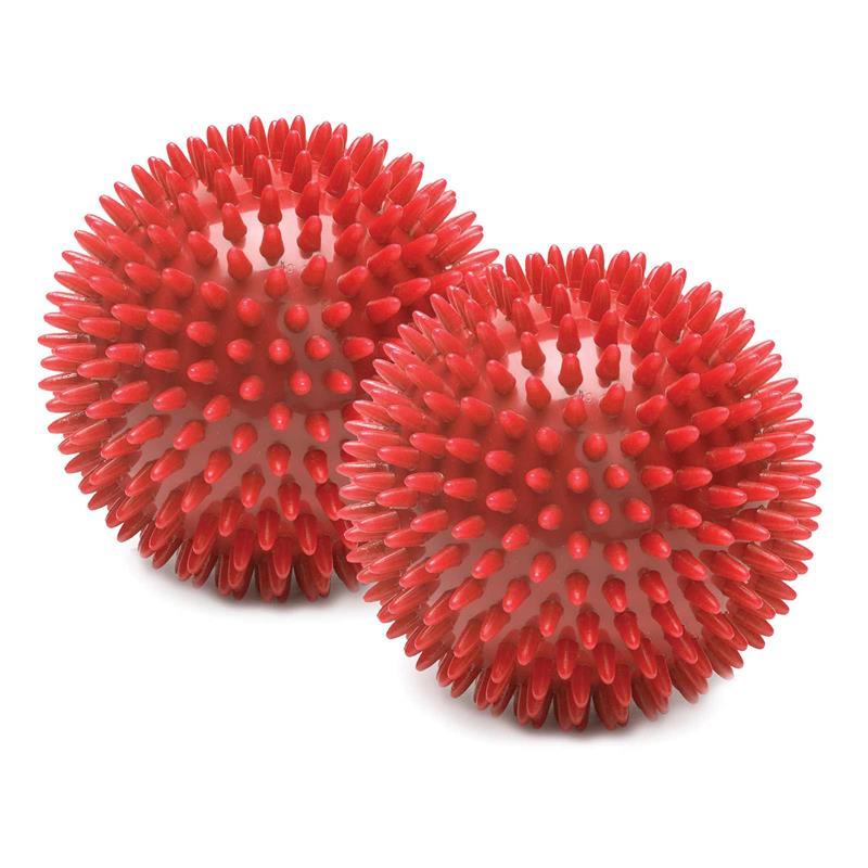 Small Massage Ball - 2 Pack (Red)