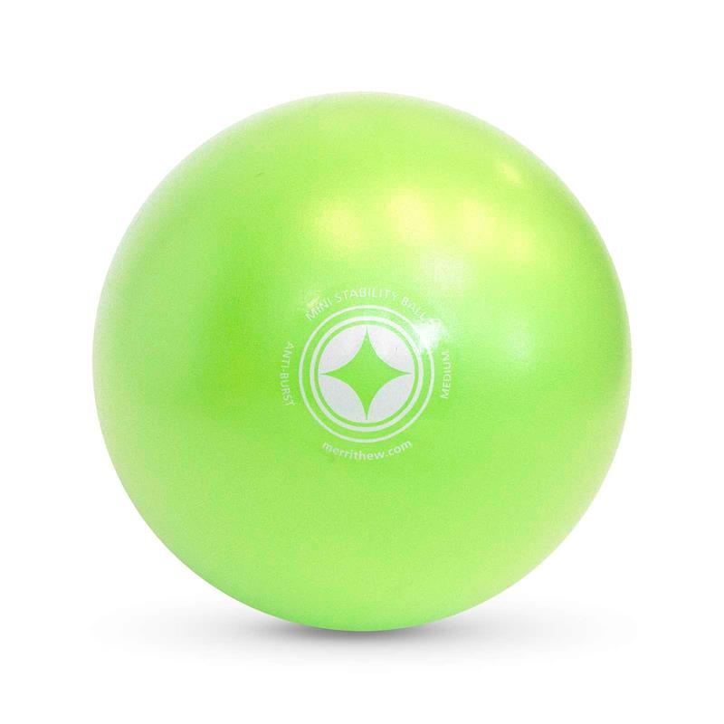 Mini-Stability Ball, 10inch (lime)