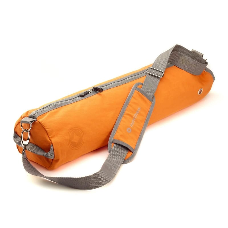 Kids Yoga Mat Bag Orange