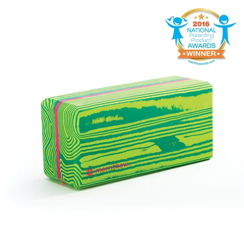 Yoga Block for Kids (Green)