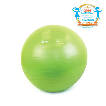 Stability Ball™ for Kids with pump - 45cm (Green)