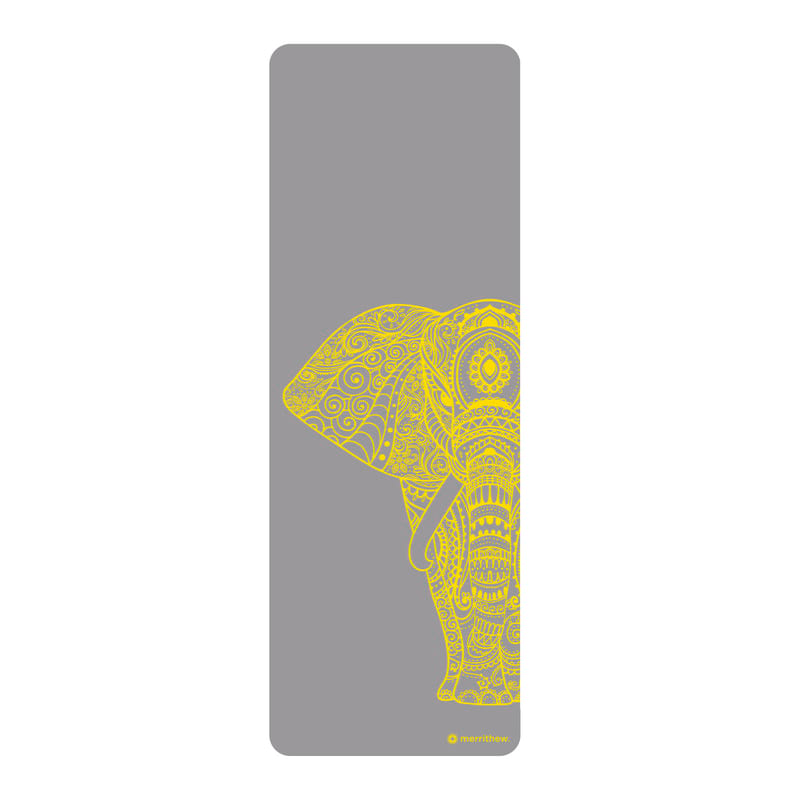 Pilates & Yoga Mat (Elephant)