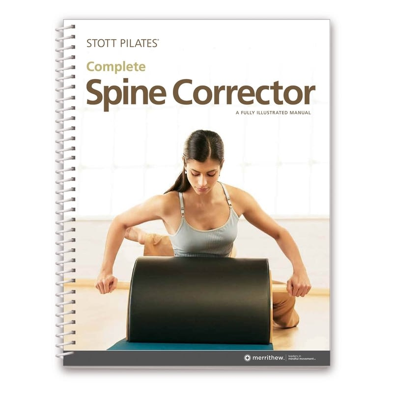 Manual - Complete Spine Corrector