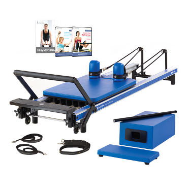 At Home SPX Reformer Package - Blue