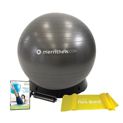 Stability Ball with Base Bundle