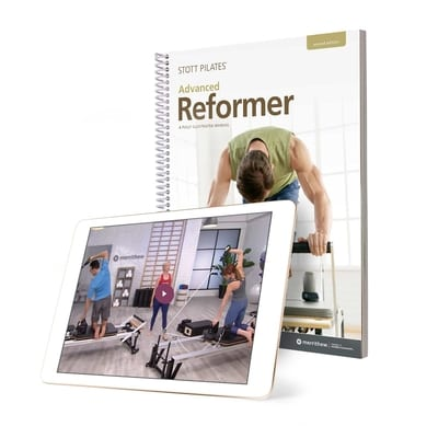 Advanced Reformer (AR) Course Package · Manual + Digital Video