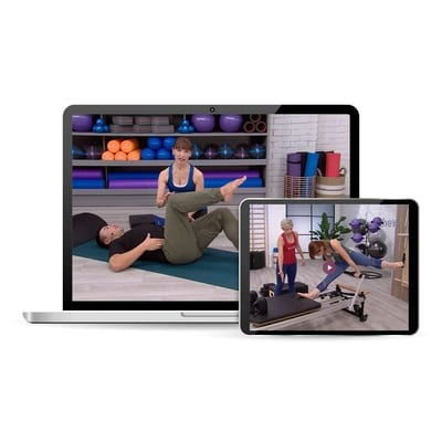 Advanced Reformer (AR) Course Package · Digital Video Only