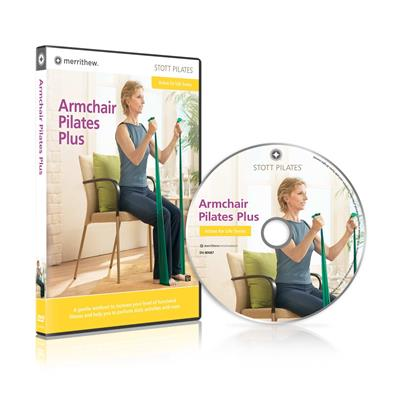 DVD - Armchair Pilates Plus