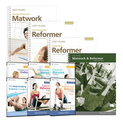 CMR - Comprehensive Matwork & Reformer Course Package