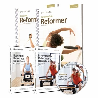 Intensive Reformer (IR) Course Package · Manual + DVD