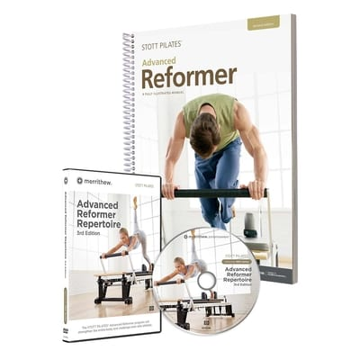 Advanced Reformer (AR) Course Package · Manual + DVD