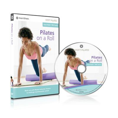 DVD - Pilates on a Roll