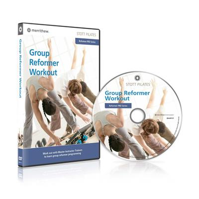 DVD - Group Reformer Workout