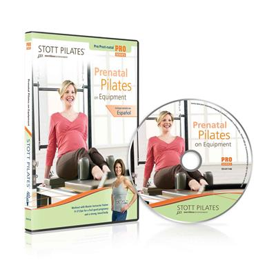 DVD- Prenatal Pilates on Equipment