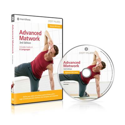 DVD - Advanced Matwork, 3rd Ed.