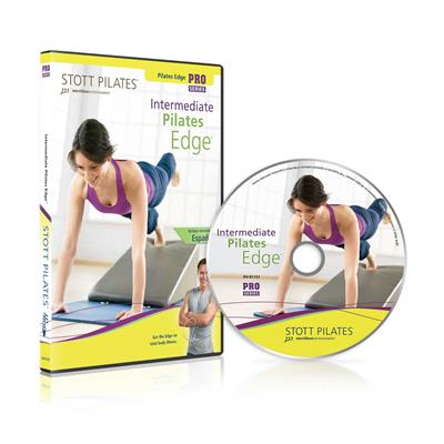 DVD - Intermediate Pilates Edge