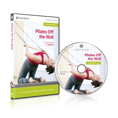 DVD - Pilates Off the Wall