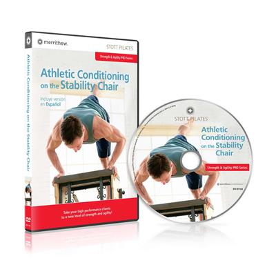 DVD - Athletic Conditioning on the Stability Chair