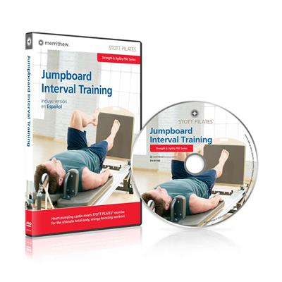 DVD - Jumpboard Interval Training