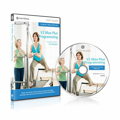 DVD - V2 Max Plus™ Reformer Programming