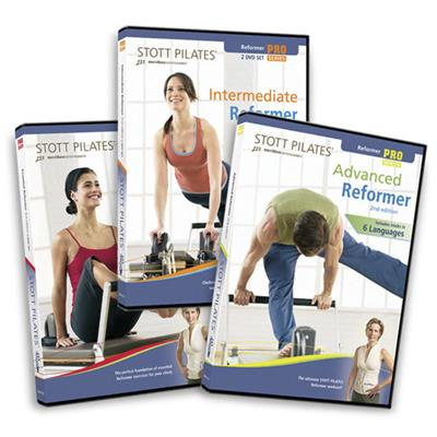 DVD - Reformer Series 3rd Ed.: 3 DVDs