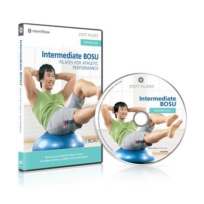 DVD - Intermediate BOSU
