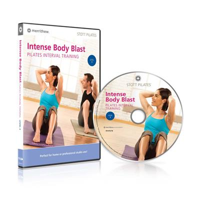 DVD - Intense Body Blast:  Pilates Interval Training  L3