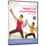 DVD - Weight Loss Circuit Training with Props, Level 1