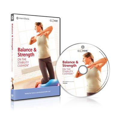 DVD - Balance & Strength on the Stability Cushion