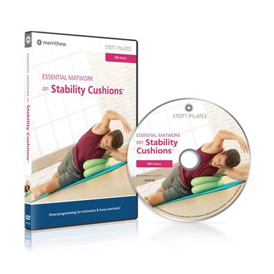 DVD - Essential Matwork on Stability Cushions