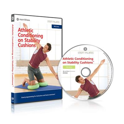DVD - Athletic Conditioning on Stability Cushions