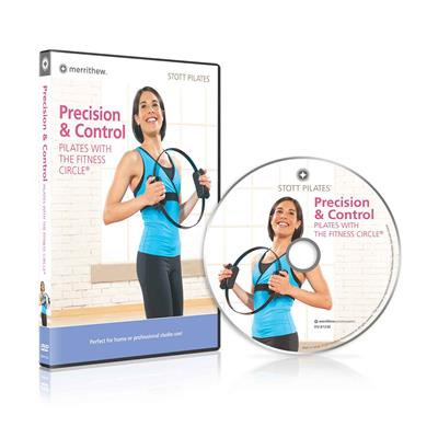 DVD - Precision & Control, Pilates with the Fitness Circle
