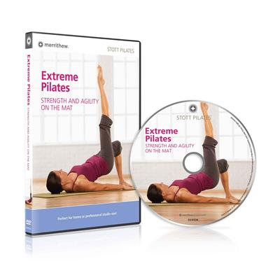 DVD - Extreme Pilates, Strength & Agility on the Mat