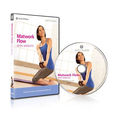 DVD - Matwork Flow with Weights